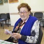 А.В.Фомина (Голубцова) посетила Красноуфимский  краеведческий музей