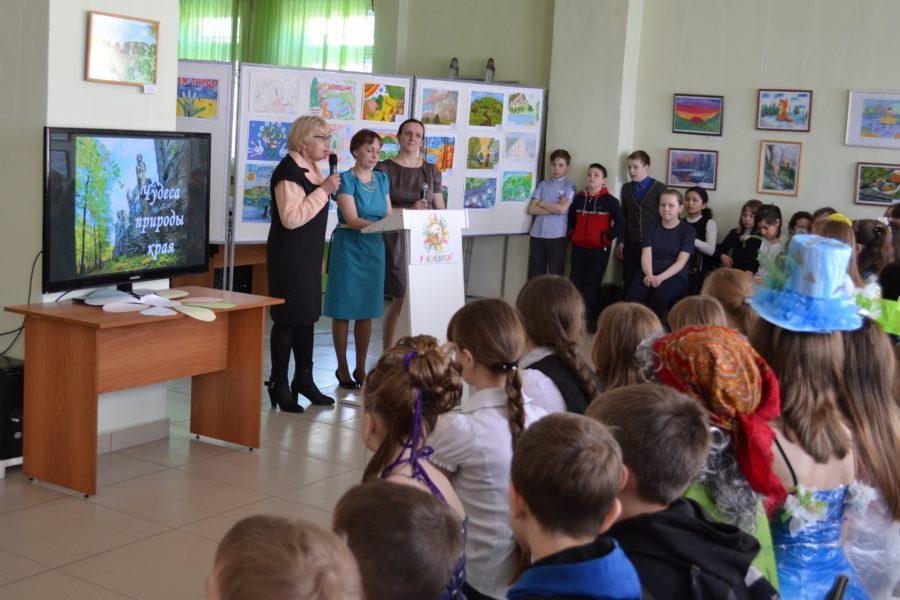 В Красноуфимском краеведческом музее вновь открылась ежегодная Экологическая декада.