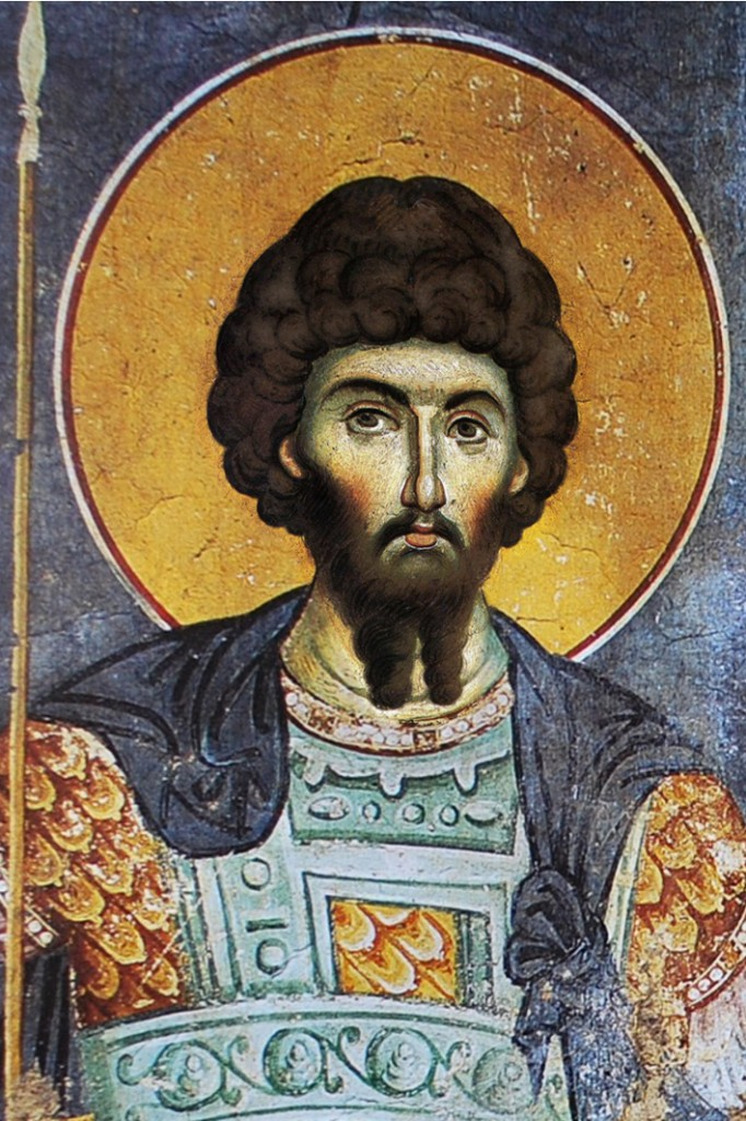икона Феодора Стратилата