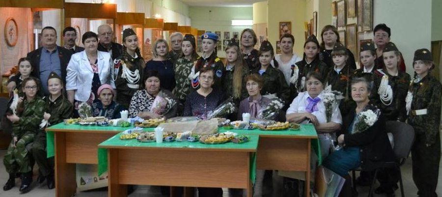 День матери в краеведческом музее