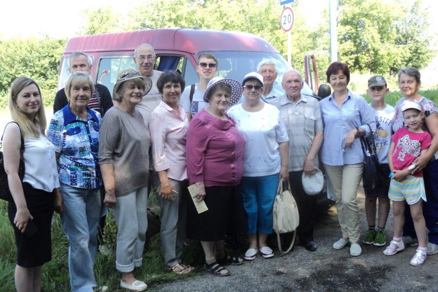 Село Александровское и его окрестности