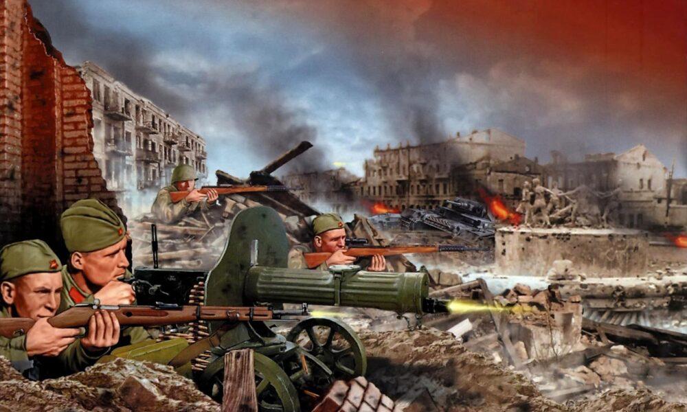 Об участии красноуфимцев в Сталинградской битве