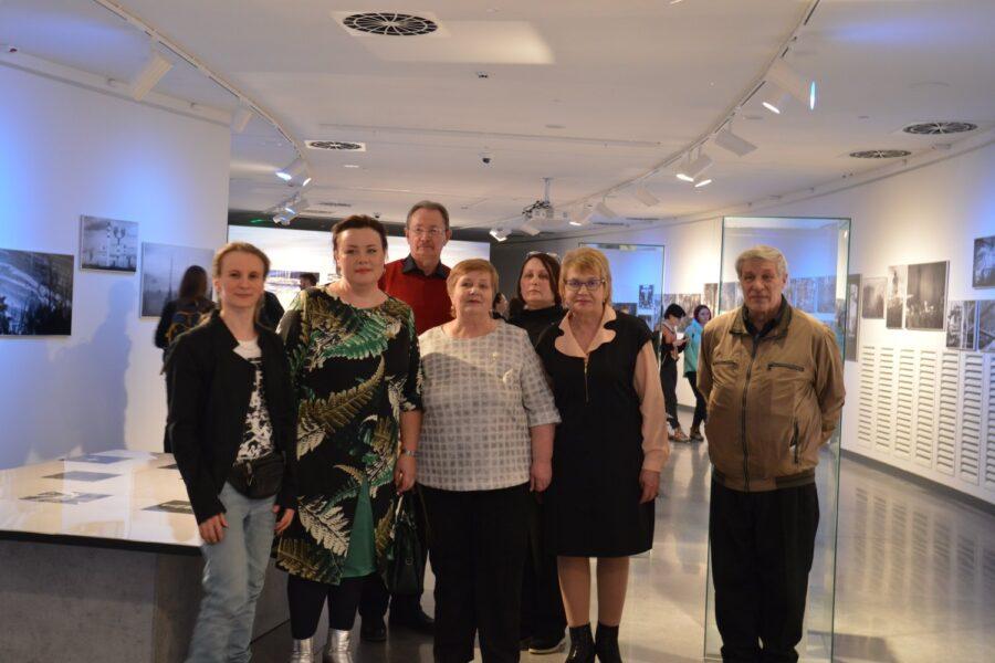 Открытие выставки «Моое»