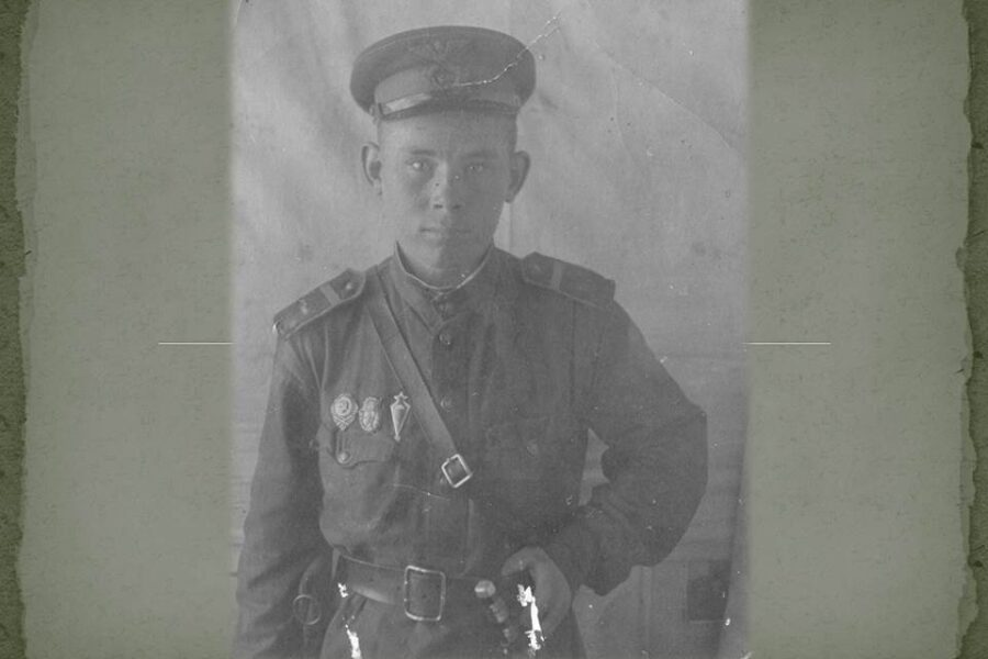 75 Победа!  1945-2020! Шурманов Анатолий Савватеевич
