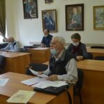 О собрании Красноуфимского общества краеведов