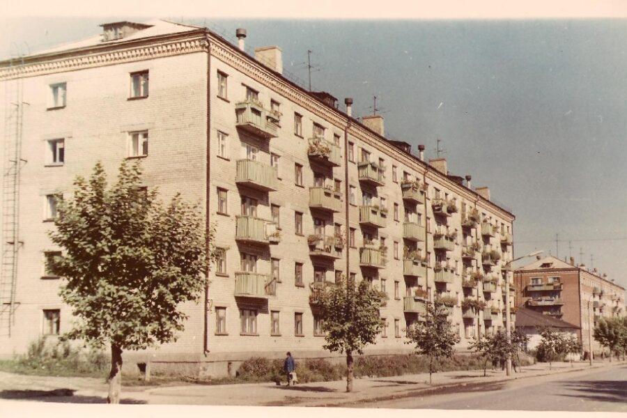 История улицы Советская (Соболевская) в Красноуфимске.