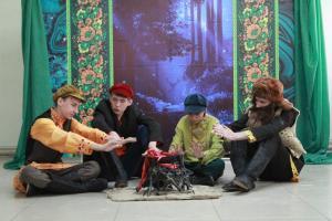 Ожившие сказы Бажова - открытие Ночи музеев (3)