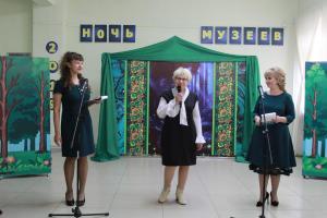Ожившие сказы Бажова - открытие Ночи музеев (5)